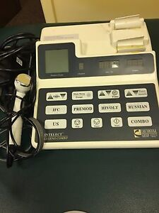 Used Ultrasound Stimulation Machine Physical Therapy Recently Calibrated