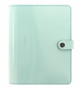 The Original A5 Size Leather Organizer Agenda Weekly Planner Non Dated Perpet