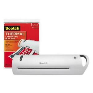 3m Scotch Thermal Laminator Tl1302 Each