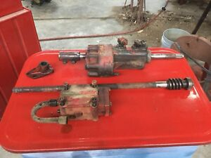 Farmall 450 400 Tractor Behlen Power Steering Unit Assembly International