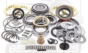 T 5 Non World Class Transmission Dlx Rebuild Bearing Seal Kit Ford Chevrolet Gm