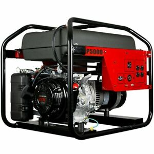 Winco Dp5000 Dyna Professional 5000 Watt Portable Generator