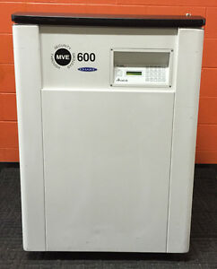 Chart Mve 600f 236 L Capacity Cryo Preservation System Racks Not Included