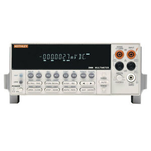 Keithley 2000 6 5 Digit High Performance Multimeter