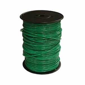 Southwire 20492512 Stranded Single Building Wire 8 Awg 500 Ft 30 Mil Thhn