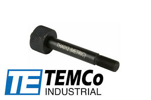 Temco Tha012 Small Metric Knock Out Punch Draw Stud M10 X 1mm Thread Nut