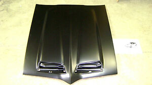 Trans Am Hood 69 Steel Reproduction 67 68 69 in Stock Firebird Ta Nice