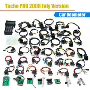 Full Tacho Pro 2008 July Version Odometer Correction Universal Dash Programmer