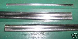 Nos 1946 Mercury Belt Molding Lh 33 25 Inches Long Open Ended On One End