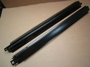 57 Chevy Stock Factory Style 2 Door Outer Rocker Panel 1957 Bel Air 210 150 Pair
