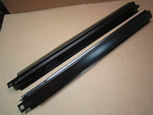 57 Chevy Stock Type Outer Rocker Panel 2 Door Factory Style Bel Air 210 150 Pair