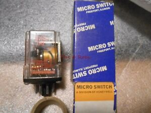 Micro Switch Relay Fe s2443 New In Box