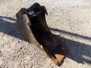 12 Excavator Bucket Came Off A Kubota U55 4 Mini Excavator S 113009