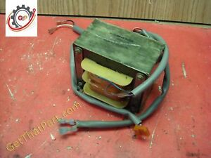 Hill rom P1900 Total Care Bed Power Module Main Transformer Assembly