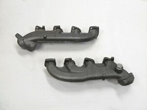 5 4 Ford F150 F250 1999 2000 2001 2002 2003 2004 New Exhaust Manifold Set