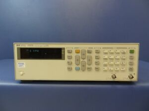 Hp agilent 3324a 001 Option Synthesized Function Sweep Generator