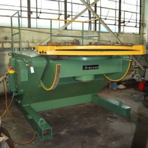 5000 Lb Aronson hd500 Welding Positioner 28287