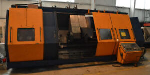 30 X 118 Voest alpine Steinel 6 axis Hollow spindle Cnc Lathe W mill 28254