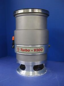 Varian Turbo V300 Turbo Molecular High Vacuum Pump Used