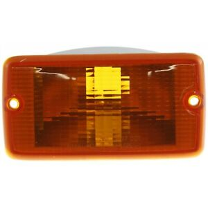 Turn Signal Light For 97 2000 Jeep Wrangler Tj Plastic Lens Left Or Right Side