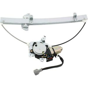 Power Window Regulator For 2000 2003 Nissan Maxima Front Driver Side With Motor
