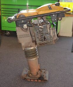wacker Neuson Bs50 4s 11 4 Cycle Rammer Jumping Jack Nj Local Pick Up Only
