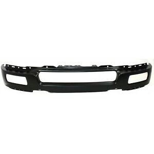 Front Bumper Face Bar Ptm W Fl For 2004 2005 Ford F 150 Up To 8 8 05