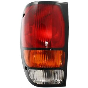 Tail Light For 98 00 Mazda B2500 94 00 B3000 94 00 B4000 Driver Side