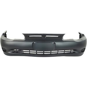 Front Bumper Cover For 2000 05 Chevrolet Monte Carlo Ls Ss Model Primed 12335836