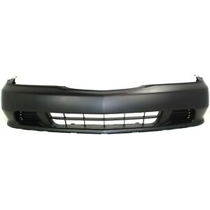 Bumper Cover For 1999 2001 Acura Tl Primed Front 04711s0ka90zz