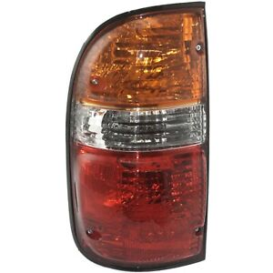 Tail Light For 2001 2004 Toyota Tacoma Driver Side