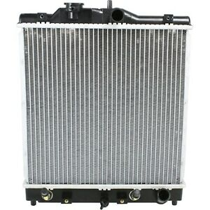 New Radiator For Honda Civic 1992 2000