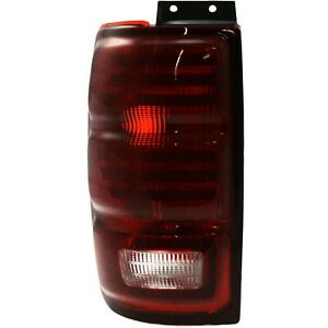 Tail Light For 97 02 Ford Expedition Driver Side