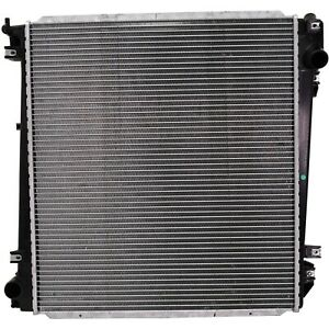 Aluminum Radiator For 2002 2005 Explorer Mountaineer Factory Finish 3l2z8005aa