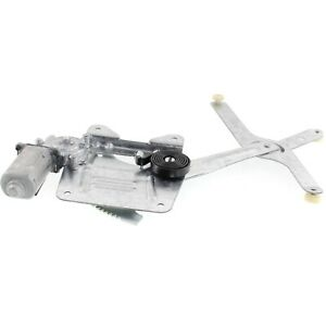 Power Window Regulator For 1994 2004 Chevy S10 Front Right With Motor