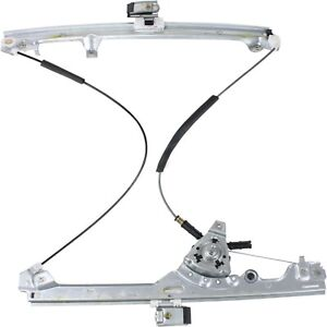Manual Window Regulator For 99 2006 Chevy Gmc 1500 Front Driver Side