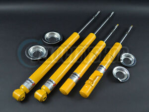 Koni Yellow Sport Shocks 04 08 Acura Tsx 03 07 Accord