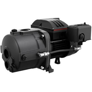 Grundfos Jp05d ci 15 Gpm 1 2 Hp Cast Iron Convertible Well Jet Pump 68 Ra