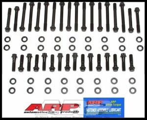 Arp Bbc Cylinder Head Bolts For Cast Iron Heads 12 Point 135 3701 Bbc