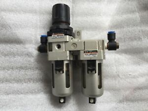 Smc Filter Regulator Aw3000 Afd3000 Micro Mist Separator