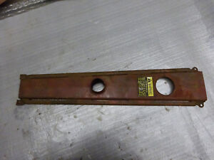 Farmall 460 560 Rear Hood Channel Assembly