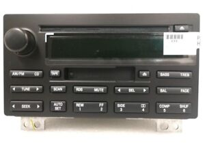 Ford Cd Cassette Radio Oem Original Stereo Factory Remanufactured Some 2004