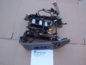 06 10 Ford Explorer Mountaineer 8 Way Power Seat Track Driver Lh Oem