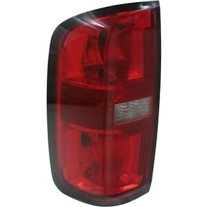 Tail Light For 2015 2019 Chevrolet Colorado Driver Side
