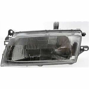 Headlight For 1997 1998 Mazda Protege Driver Side W Bulb New