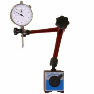 T rlen Dial Indicator 3d Magnetic Base Holder 14 Reach Central Locking 176 Lb