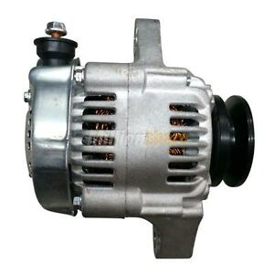 New 12v Alternator For Chevy Mini Sbc Bbc Denso Street Rod Race 1 wire And0169