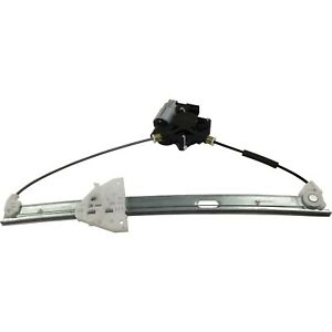 Power Window Regulator For 2007 2015 Mazda Cx 9 Front Driver Side With Motor