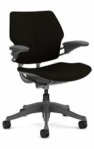 Freedom Chair By Humanscale Advanced Duron Arms Gel Seat Standard Carpet Ca