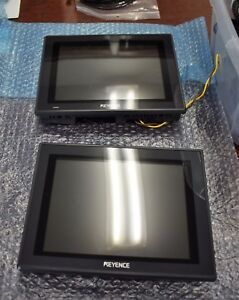 Keyence Ca mp81 Touch Screen 8 Lot Of 2